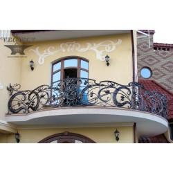 Огородження балкона