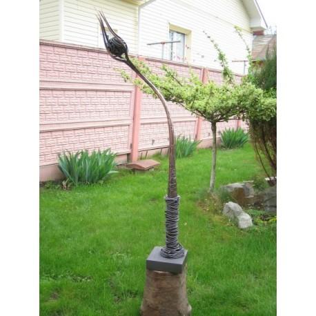 Садово-паркова скульптура з металу