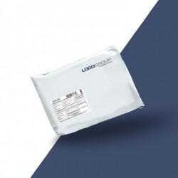 Поштові пакети. Упаковка. Кур'єрські пакети з логотипом.
