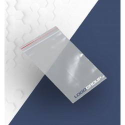 Производство пакетов zip-lock (зип-лок) з логотипом под заказ. Оптом
