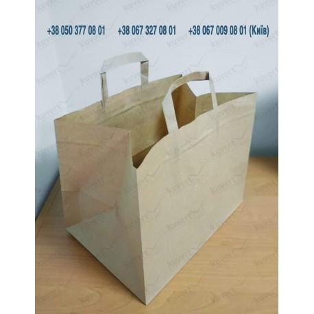 Паперова торбинка 320*250*220