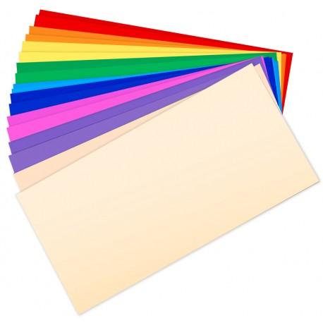 Конверт кольоровий 110*220 скл