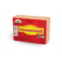 Сир плавлений скибковий «Голландський» 45%