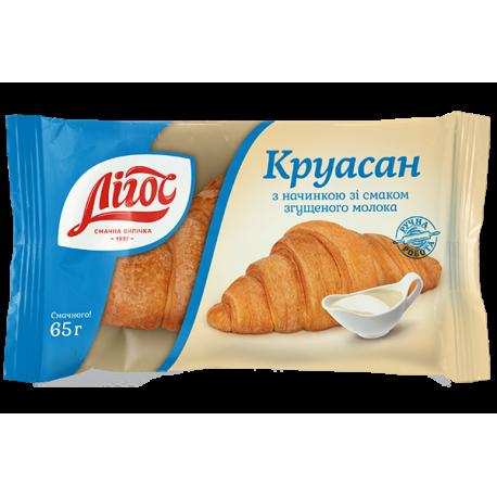 Лігос (круасан зі смаком згущеного молока)
