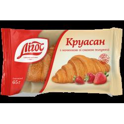Лігос (круасан зі смаком полуниці)