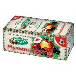 Чай плодово-ягідний /з біркою