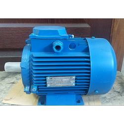 електродвигун 4кВт 3000об /хв