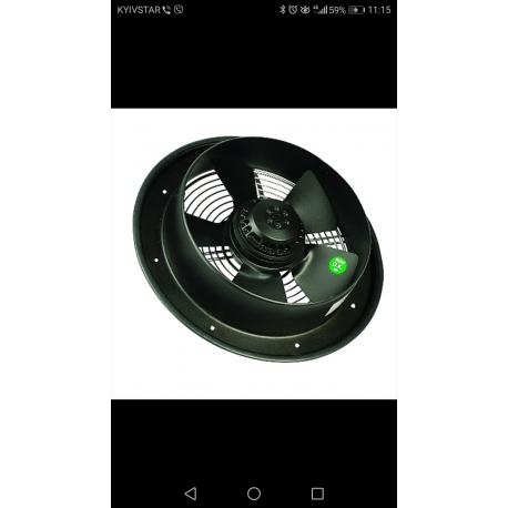 Вентилятор осьовий 220В